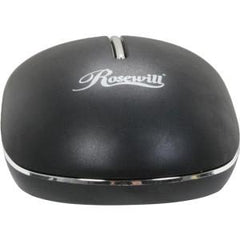 Rosewill RM-C2P - Mouse - optical - 3 buttons - wired - PS/2 - black - MyChoiceSoftware.com