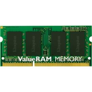 Kingston ValueRAM - DDR3 - 2 GB - SO DIMM 204-pin - 1600 MHz / PC3-12800 - CL11 - 1.5 V - unbuffered - non-ECC - MyChoiceSoftware.com