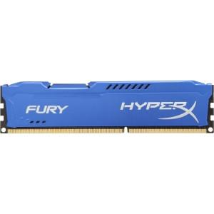 Kingston HyperX FURY Blue Series - DDR3 - 4 GB - DIMM 240-pin - 1866 MHz / PC3-14900 - CL10 - 1.5 V - unbuffered - non-ECC - MyChoiceSoftware.com