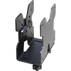 Ergotron Thin Client Cpu Holder, Black Textured - MyChoiceSoftware.com