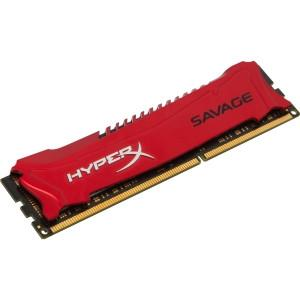 Kingston HyperX Savage - DDR3 - 8 GB - DIMM 240-pin - 1600 MHz / PC3-12800 - CL9 - 1.5 V - unbuffered - non-ECC - MyChoiceSoftware.com
