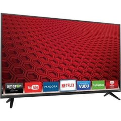 "VIZIO E50-C1 - 50"" Class ( 49.5"" viewable ) - E Series LED TV - Smart TV - 1080p (FullHD) - full array, local dimming - MyChoiceSoftware.com"