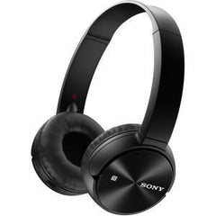 Sony MDR ZX330BT - Headset - on-ear - wireless - Bluetooth - NFC - black - MyChoiceSoftware.com