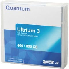 Quantum LTO, Ultrium-3 Tape Cartridge 400gb/800gb - MyChoiceSoftware.com