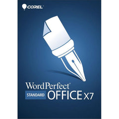 Corel WordPerfect Office X7 Standard License - MyChoiceSoftware.com
