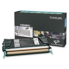 Lexmark Black High Yield Return Toner Cartridge C5x 8000page - MyChoiceSoftware.com