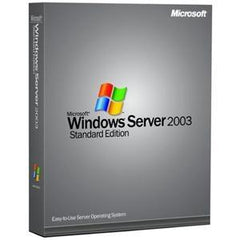 Microsoft Windows Server 2003 R2 Standard DVD BOX - MyChoiceSoftware.com