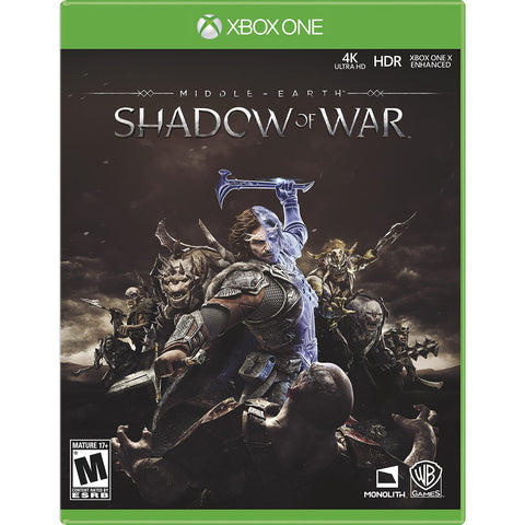 Warner Bros Middle-earth: Shadow Of War For Xbox One