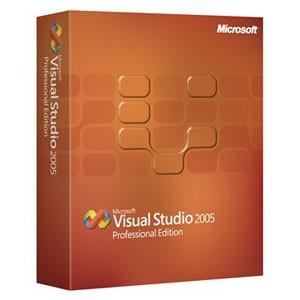 Microsoft Visual Studio 2005 Professional Retail Package