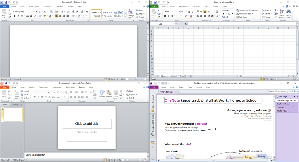 Difference between Microsoft academic and regular versions of Office Professional
