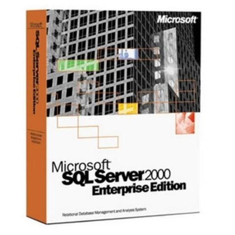 Microsoft SQL Server 2000 Enterprise Edition - MyChoiceSoftware.com