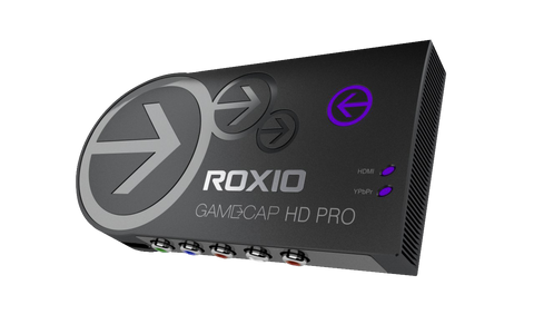 Roxio Game Capture Hd Pro.