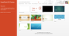 Microsoft Powerpoint 2013 Media Retail Box