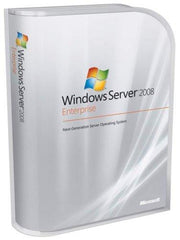 Microsoft Windows Server 2008 Enterprise License Only - MyChoiceSoftware.com