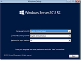 Windows Server 2012 R2 Standard 64 Bit Server License