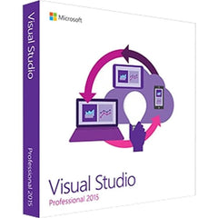 Microsoft Visual Studio 2015 Professional - Open License - MyChoiceSoftware.com