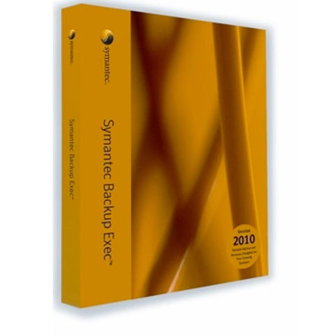 Backup Exec System Recovery 2010 Small Business Server Edition With Essential Support - MyChoiceSoftware.com
