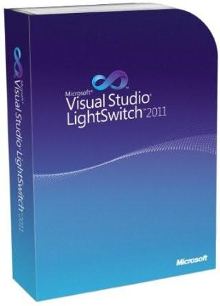 Microsoft Visual Studio Lightswitch 2011 RB