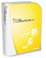 Microsoft Office Access 2007 RB Academic
