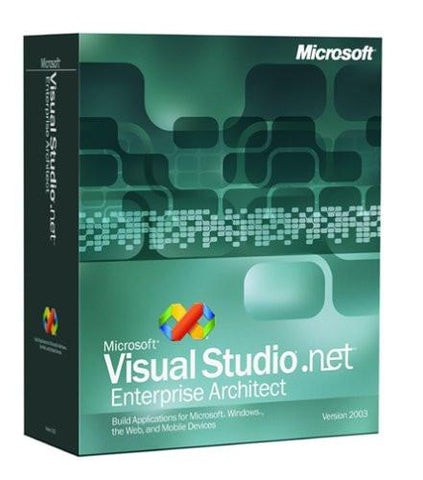 Microsoft Visual Studio Net Enterprise Architect RB