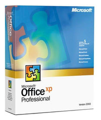Microsoft Office XP Professional with Publisher Disk pack - MyChoiceSoftware.com