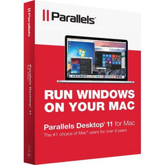 Parallels Desktop 11 for Mac Retail Box - MyChoiceSoftware.com
