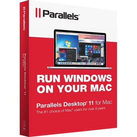 Parallels Desktop 11 for Mac License - MyChoiceSoftware.com