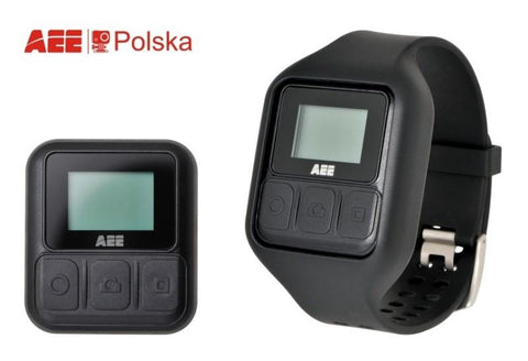 Aee Technology Inc Remote Control Watch With Charger for S71T+ and S60+ - MyChoiceSoftware.com