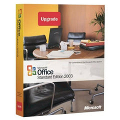Microsoft Office 2003 Standard Edition - Upgrade Box - MyChoiceSoftware.com