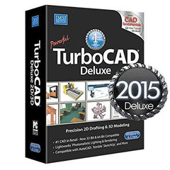 Turbo CAD Deluxe 2D/3D