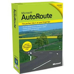 Microsoft AutoRoute Europe 2011 - License - Open Gov [689-01139] - MyChoiceSoftware.com