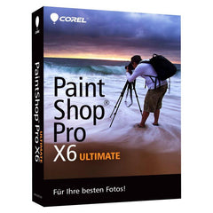 Corel PaintShop Pro X6 Ultimate - MyChoiceSoftware.com