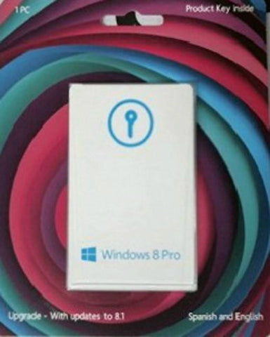 Microsoft Windows 8 Pro Pack Pro Upgrade Download.