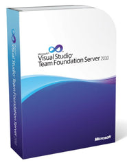 Microsoft Visual Studio 2010 Team System Team Foundation Server - Open License - MyChoiceSoftware.com