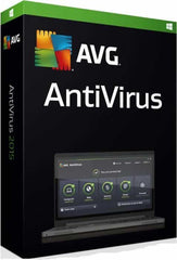 AVG AntiVirus 2017 1 User 1 Year
