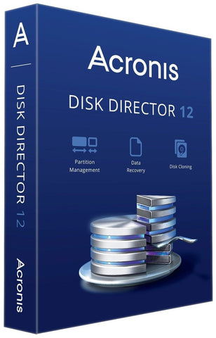Acronis Disk Director 12 - MyChoiceSoftware.com