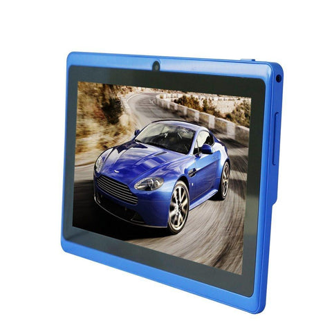 Q88 7 inch Android Tablet (Blue)