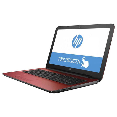 "HP 15.6"" Touch-Screen Laptop 2.2GHz 4GB 1TB Win 10"