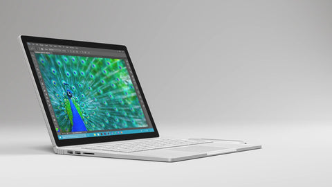 Microsoft Surface Book 256GB with Intel Core i5 - MyChoiceSoftware.com