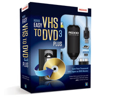 Corel Easy Vhs To Dvd 3 Plus - MyChoiceSoftware.com