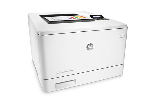 HP Laserjet Pro M452nw Wireless Color Printer - MyChoiceSoftware.com