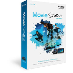 Sony Movie Studio Platinum 12 - MyChoiceSoftware.com