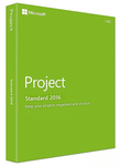 Microsoft Project Standard 2016 License - MyChoiceSoftware.com - 1