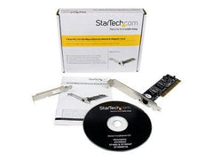 StarTech.com 1 Port PCI 10/100 Mbps Ethernet Network Adapter Card - Network adapter - PCI - 10/100 Ethernet - MyChoiceSoftware.com