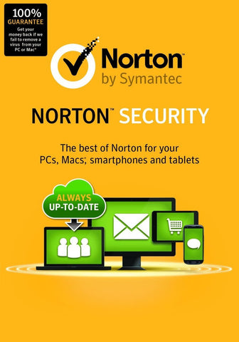 Norton Security Deluxe 5 Devices.