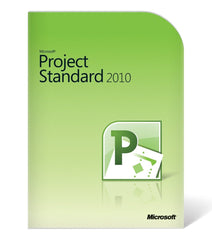 Microsoft Project 2010 Standard - License - 2 Installs - MyChoiceSoftware.com - 1