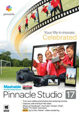 Corel Pinnacle Studio 17 - MyChoiceSoftware.com