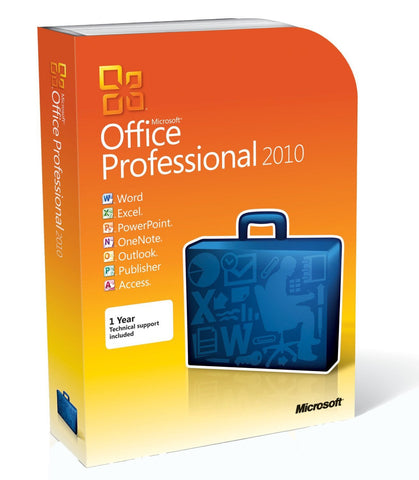Microsoft Office 2010 Pro AE - License - MyChoiceSoftware.com - 1