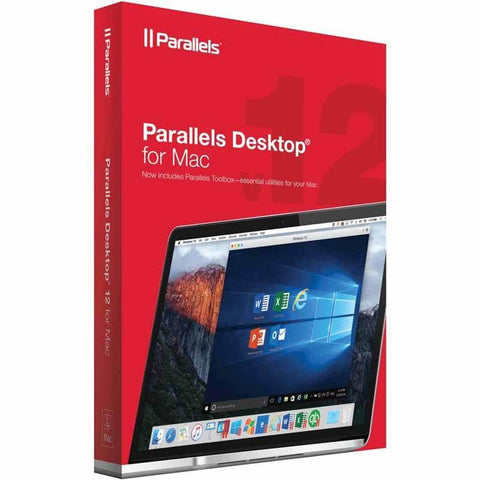 Parallels Desktop 12 for Mac - Instant License