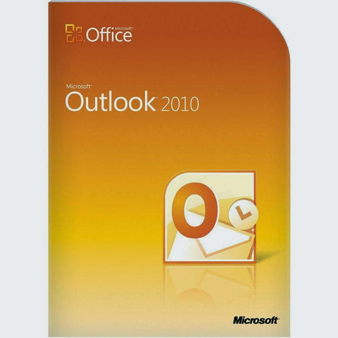 Microsoft Outlook 2010 Retail Box - MyChoiceSoftware.com